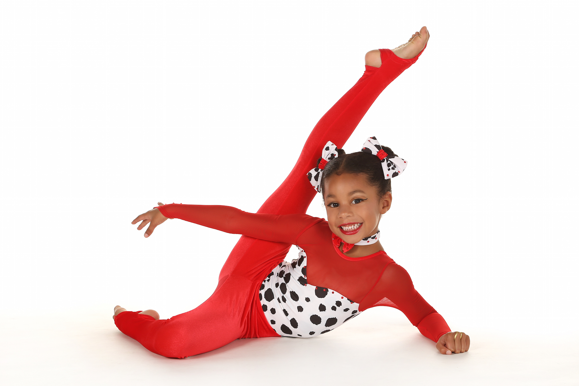 Footworks Dancer at a professional photo shoot